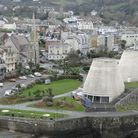 Ilfracombe seafront viewed from Capstone Hill. Picture: Tony Gussin