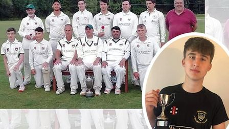 Barnstaple and Pilton and Bideford's Jack Ford feature in the new Devon Cricket Yearbook.