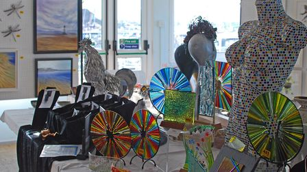 Artists are now being invited to submit entries to take part in the October 2020 Appledore RNLI Art