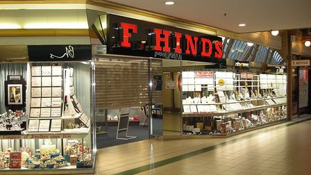 The F Hinds store in Green Lanes will reopen on June 16.