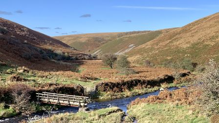 The Lorna Doone Valley. Picture: Sarah Hailstone