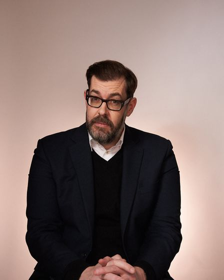 Pointless co-presenter and author Richard Osman will be speaking about his first novel at Appledore