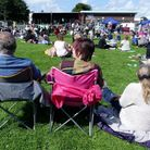 Scenes from Bideford Music Day on Saturday. Picture: Graham Hobbs