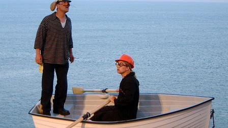 Illyria's outdoor production of The Wind In The Willows kicks off The Landmark's outdoor Summer Fest