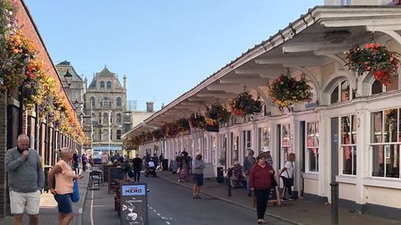 'As high streets are changing, so are their roles.' Picture: North Devon Council