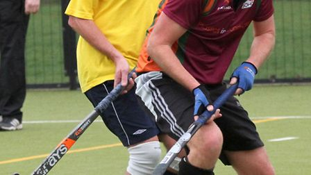 Sidmouth and Ottery Mens 4th hockey team played West Dorset on Saturday, January 4. Picture by Alex