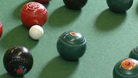 Indoor bowls generic picture
