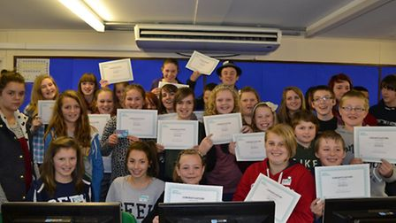 Cybermentors at Sidmouth College