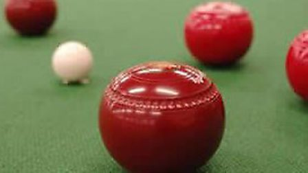 Bowls - an indoor generic picture