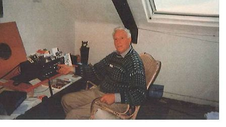 Police are concerned about the welfare of missing man Peter Campion, 87. He is known to frequent hos