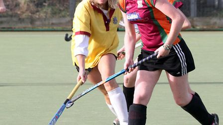Sidmouth and Ottery hockey club's ladies 3rds played Torbay 2nds on Saturday, January 26. Picture by