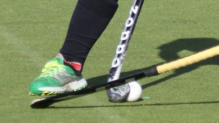 Sidmouth and Ottery Men's 1st hockey team played ECVHA at the weekend. Ref shsp 4330-08-13AW. To ord