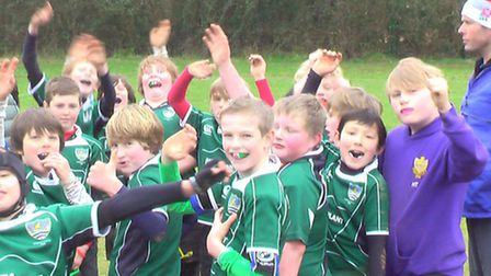 Sidmouth Under-11 rugby