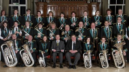 Sidmouth Town Band.