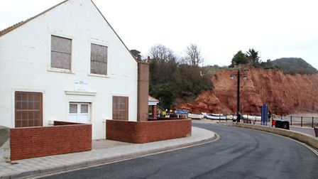 Sidmouth, Port Royal. Picture by Alex Walton. Ref shs 0931-03-12AW