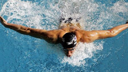 Swimathon takes place at the end of April
