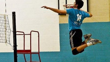Volleyball - generic picture