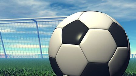 Football - a generic picture