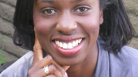 Yoga teacher Gwendoline Odeluga, who wants to thank whoever returned her purse