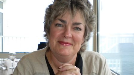 Sally Wilcox, who is leading the Rotary International exchange to South Korea