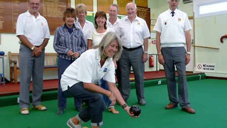 Sidmouth Bowling Club is offereing free taster sessions to attract new players to the sport on Sunda