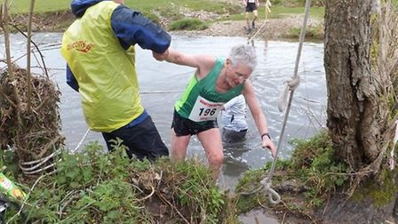Action from the Honiton Hippo