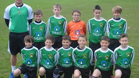 The Sidmouth Warriors Under11s