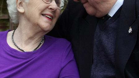 Terry and Joyce Lee celebrated their 65th wedding anniversary this week. Photo by Terry Ife ref shs