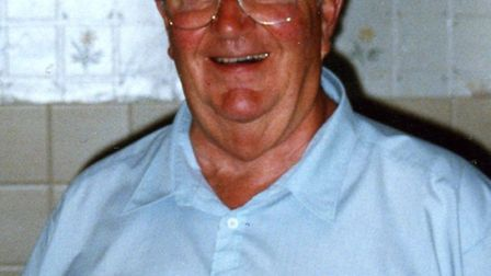 Sidmothian Gerald Counter, who died at the age of 86