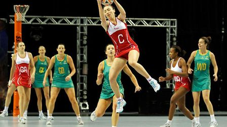 Netball generic picture