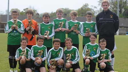 Sidmouth Warriors Under-12s