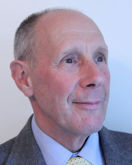 Sidmouth Town Council candidate Kelvin Dent