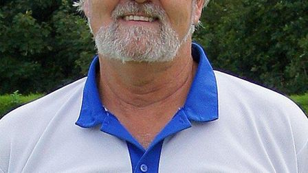 The 2012 Men's Club Champion Terry House