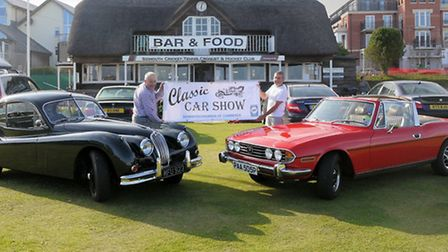 Sidmouth Chamber of Commerce prepares for its second classic car show