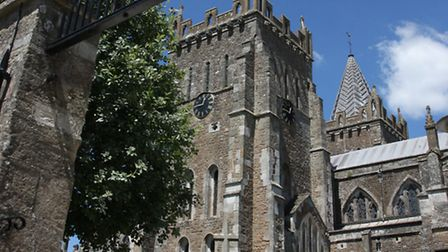 Ottery St Mary Parish Church is one of the top visitor attractions in East Devon