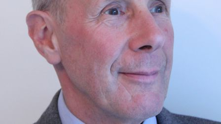 Sidmouth town councillor Kelvin Dent