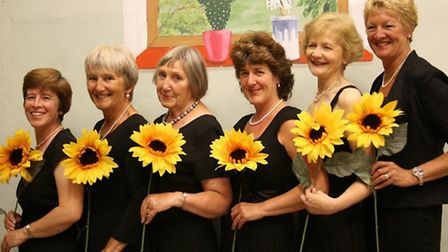 The Sidmouth Amateur Dramatics Society is performing 'Calendar Girls', October 1-5, at Sidmouth's Ma