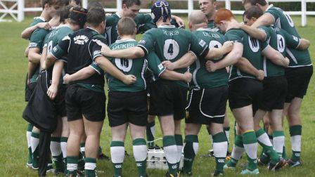 Sidmouth 2nds at home to Devonport 2nds. Photo by Terry Ife ref shsp 6475-37-13TI To order your copy