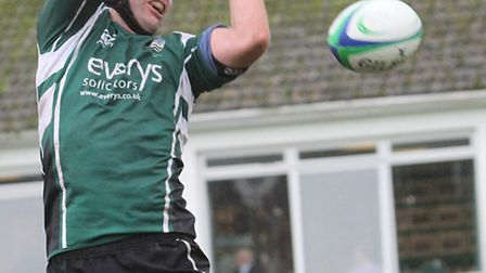 The Sidmouth Chiefs suffered a drubbing at the hands of St Austell at the Blackmore on Saturday afte