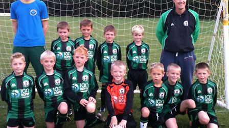 Sidmouth Raiders U9