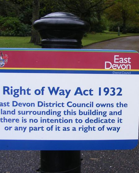Campaigners now want these conrtversial signs taken down