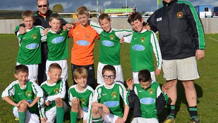 Sidmouth Town Raiders Under-11s