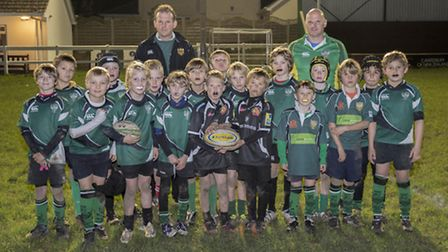 The Sidmouth RFC Under-9s