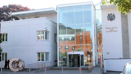 Exeter Crown Court. Picture by Alex Walton. Ref exe 0613-21-12AW