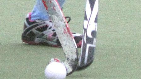 Sidmouth & Ottery Hockey Club ladies 2nds played Isca 4/5 at the weekend. Picture by Alex Walton. Re