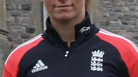 Jodie Dibble is off to Sri Lanka with the England Academy squad