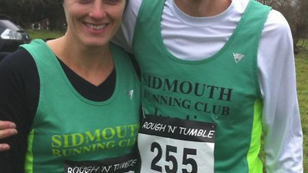 The Ashby's who took part in the Rough n Tumble event in Wiltshire