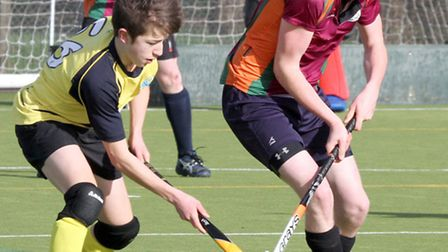 Sidmouth and Ottery Hockey Club's 6th team played East Devon D team at the weekend. Picture by Alex