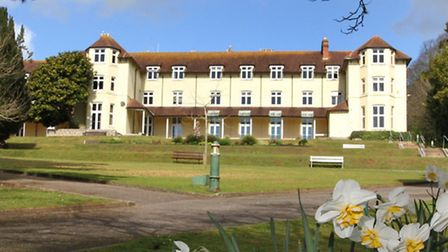The current headquarters of EDDC at Knowle. Photo by Simon Horn. Ref shs 7658-15-12SH. To order your
