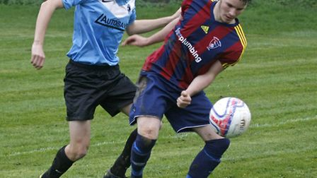 Sidbury United at home to Exmouth Ammies. Photo by Terry Ife. Ref shsp 3591-15-14TI To order your co